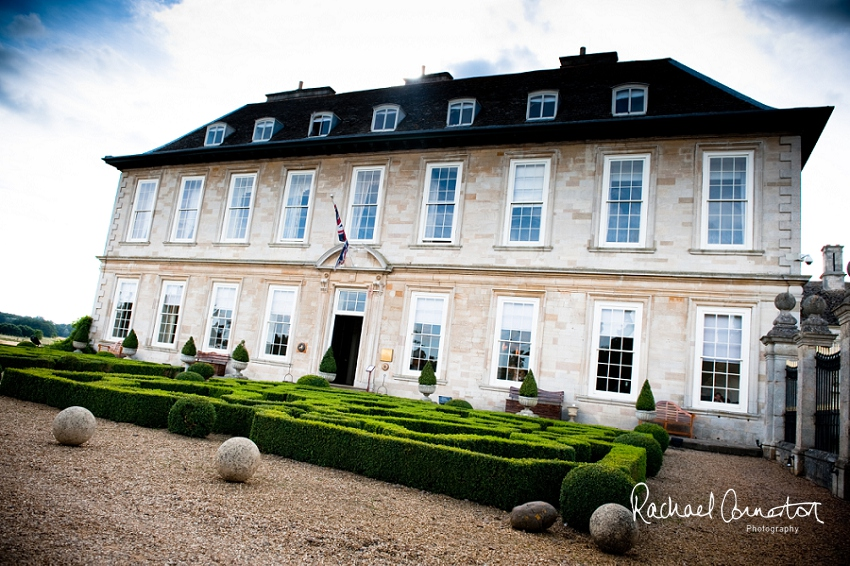 Professional colour photograph of Stapleford Park by Rachael Connerton Photography